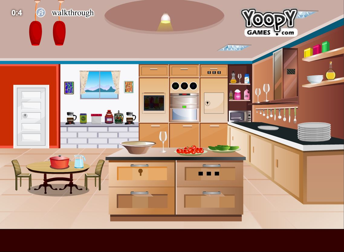 Kitchen games freapp cooking games cooking games for for Room decor y8