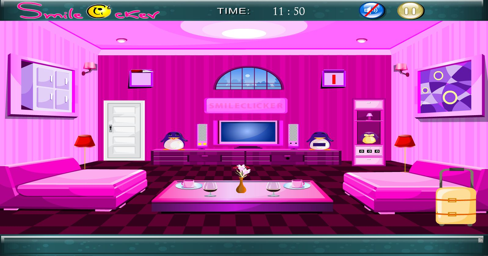 Pink Foyer Room Escape : Cool pink room escape