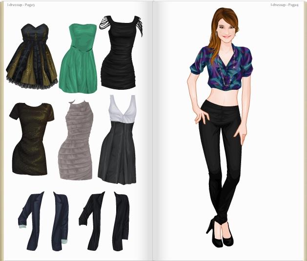 Одежда для лета 7