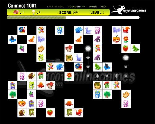 игры маджонг 1001