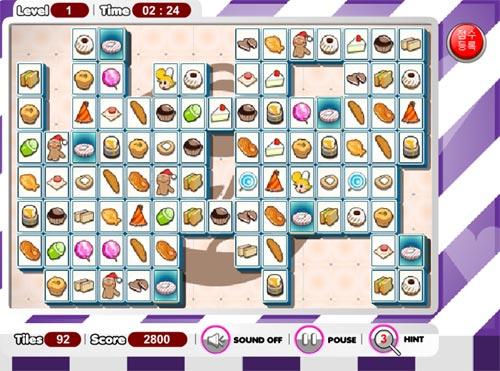 mahjong food