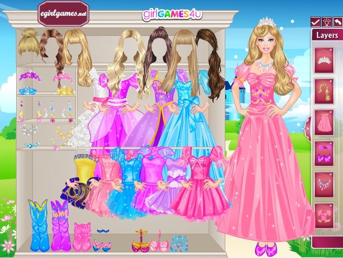 Игры онлайн для девочек одевалки принцесс