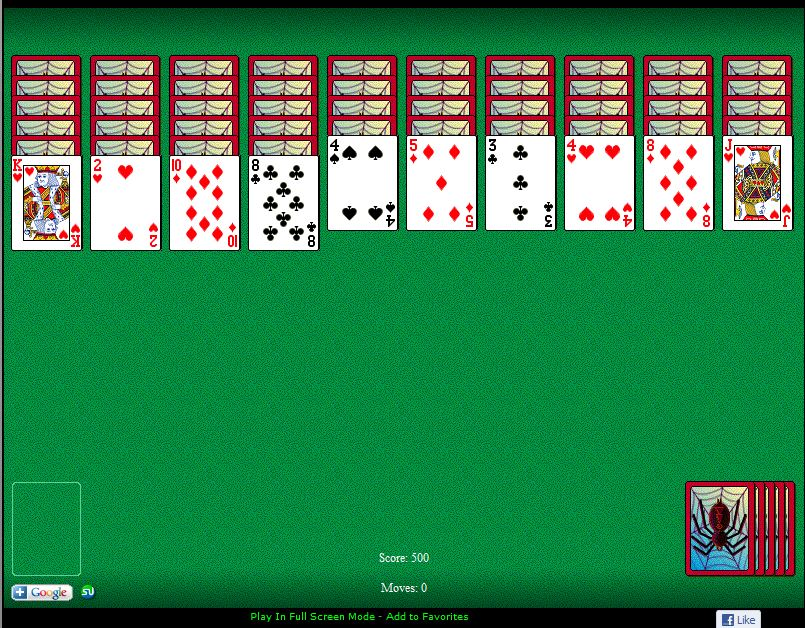 windows xp spider solitaire download for windows 7