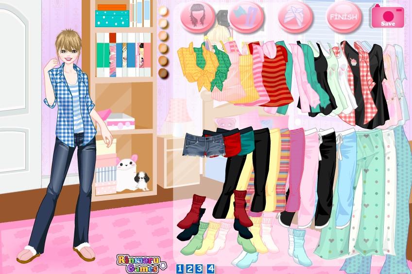 Самые модные игры одевалки онлайн