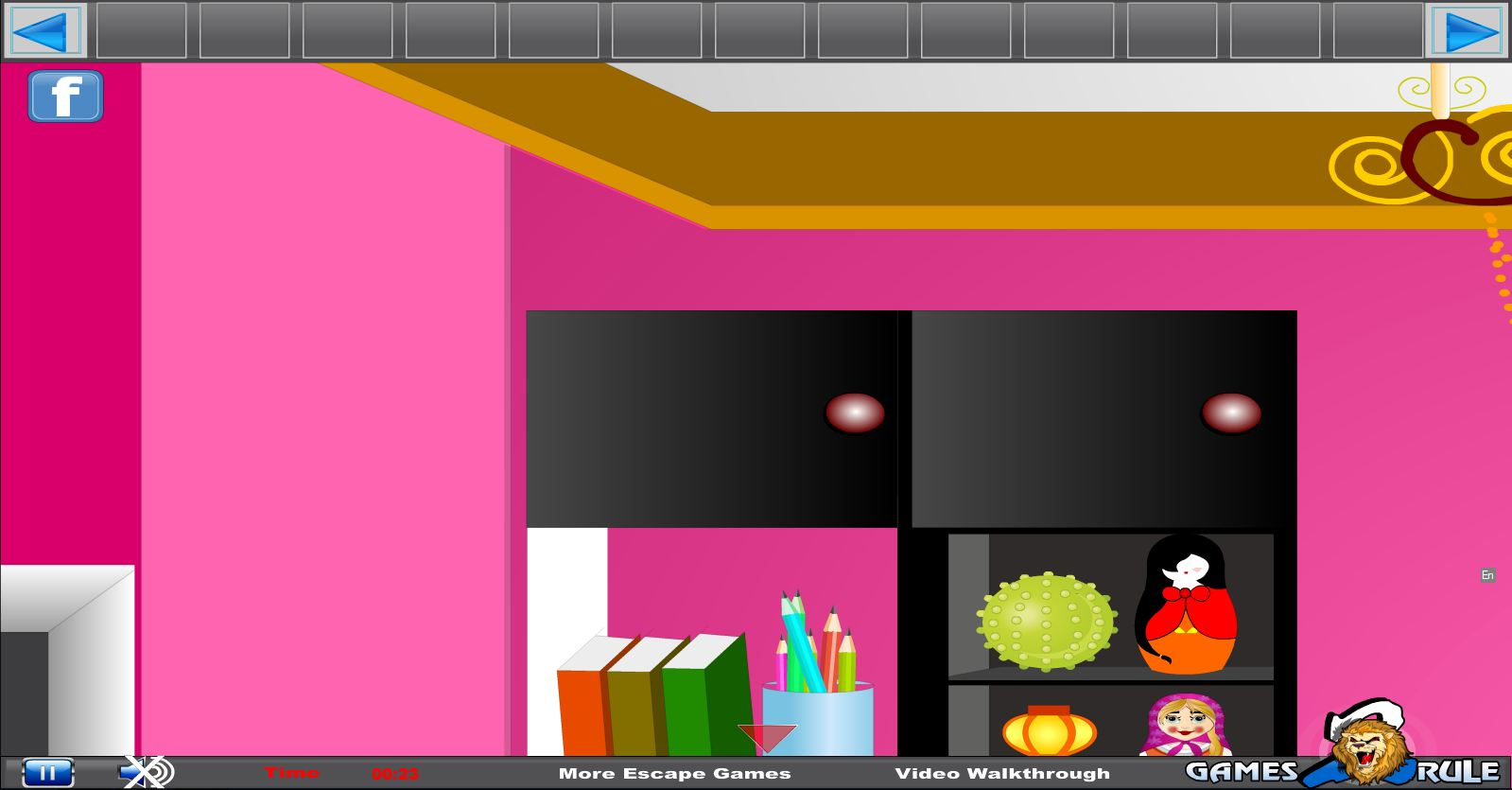 Flash игра Mini Escape 3