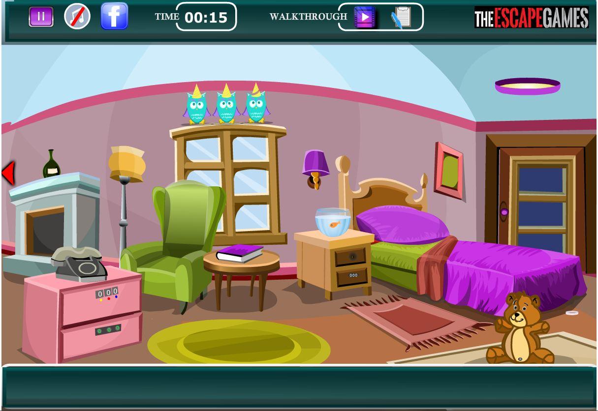 Barbie Small Living Room Set