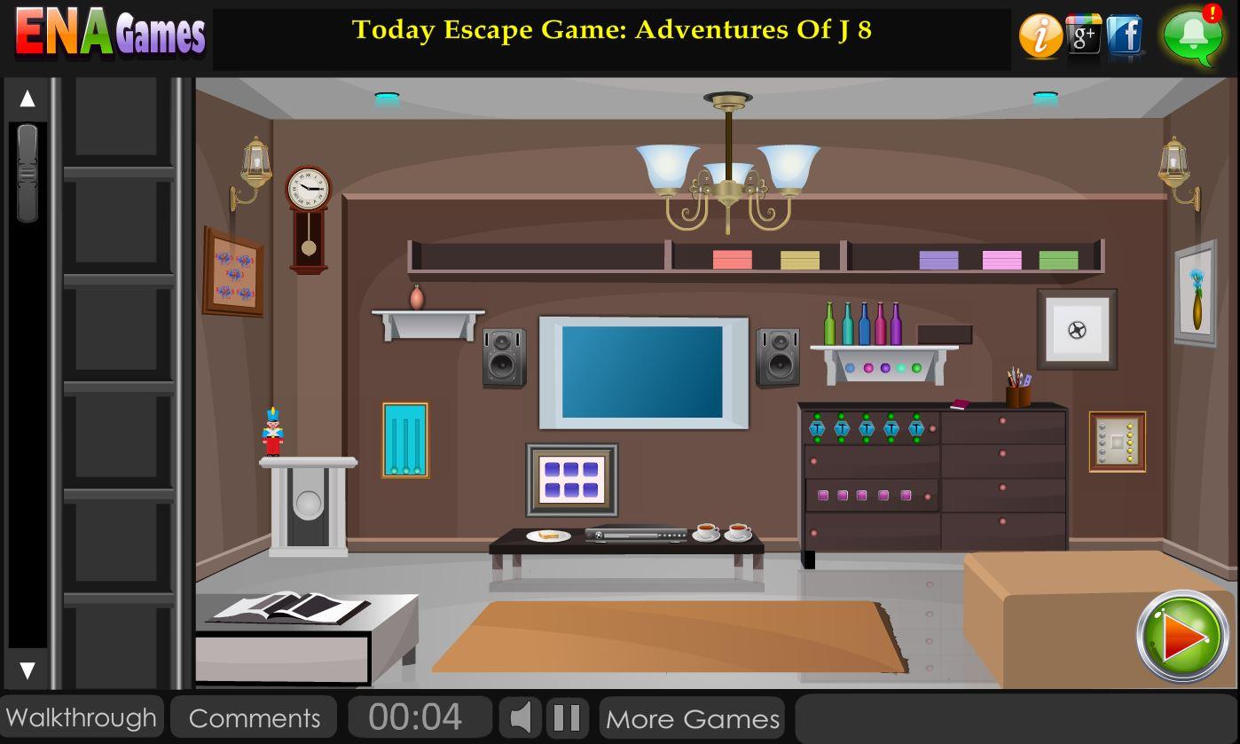 Flash игра Mini Room Escape