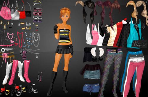Онлайн Игры Одевалки - Игры для девочек на GameForGirl.Ru.