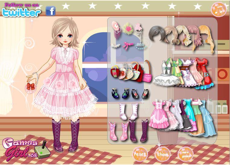 Одевалки для девочек сформируют вкус