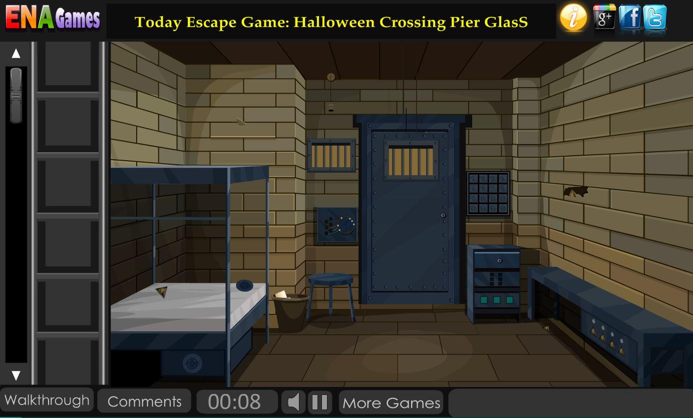 Игра про тюрьму смотреть видео