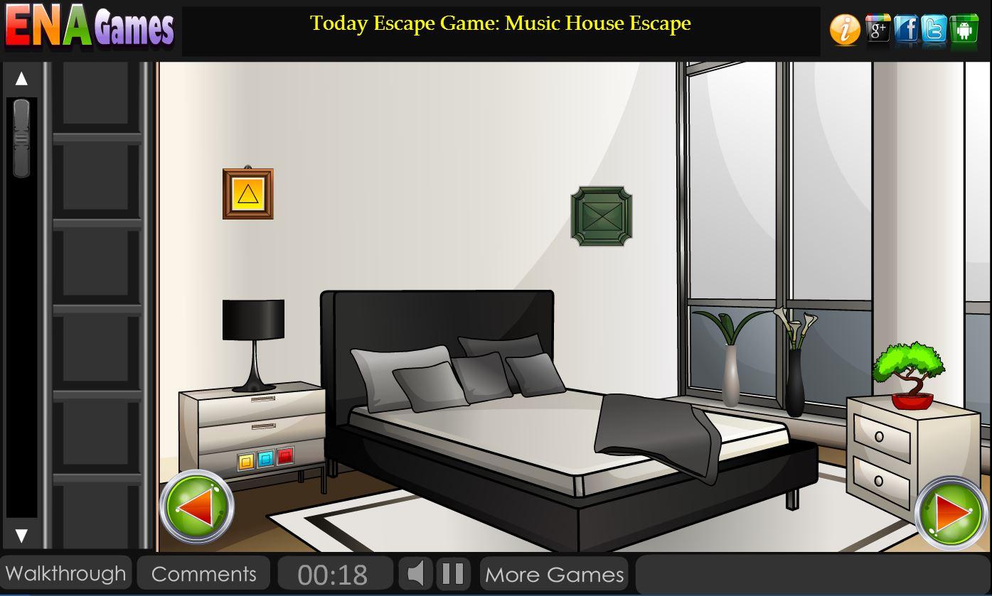 modern house escape 2 Modern House