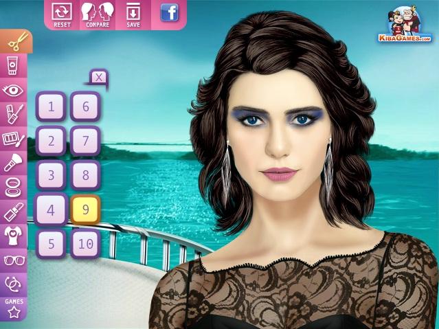 Beren make up