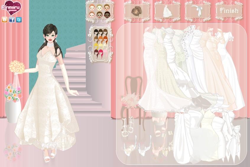 Игры дизайн платья для девочек