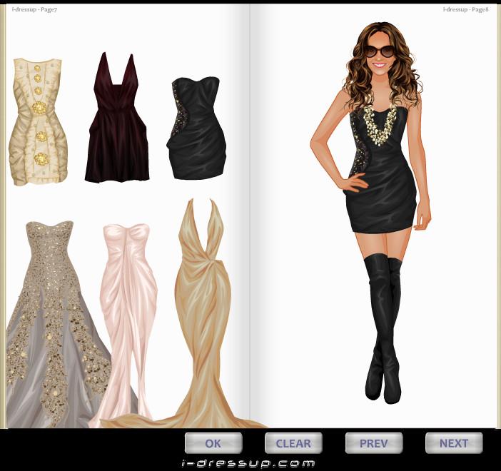 Dress Up Jennifer Lopez