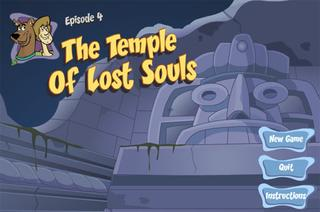 Scooby-Doo. Episode 4. The Temple of Lost Soul