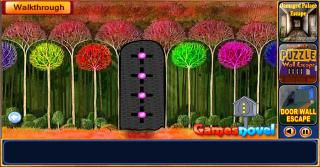 Игра Greenful Forest Escape