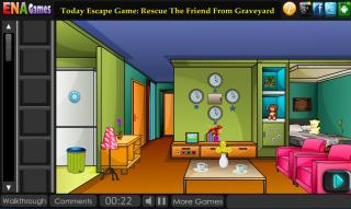 Игра Retro Room Escape 2