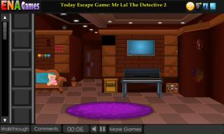 Игра Splendid House Escape 2