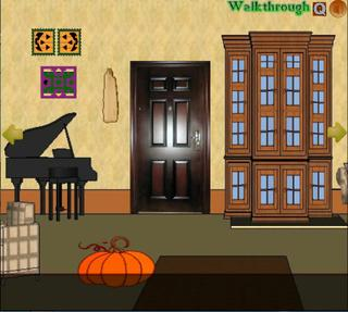 Safes Room Escape 2 Halloween