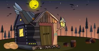 Игра Witch House Rescue