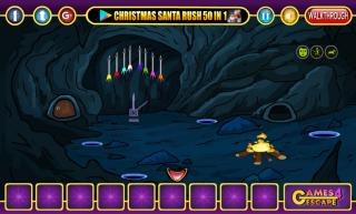 Игра Escape From Cave River