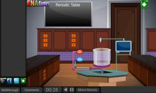 Игра Escape From Chemistry Laboratory