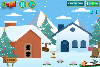 Игра Christmas House Escape фото