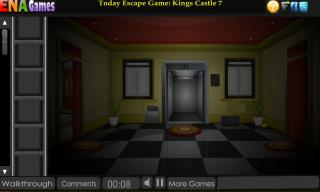 Игра Escape From Elevator