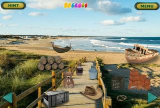 Игра Sunny Summer Beach Escape