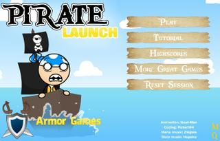 Pirate Launch