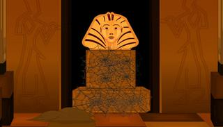 Игра Egyptian Palace Escape
