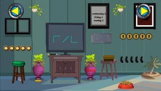Игра Escape From Standard House
