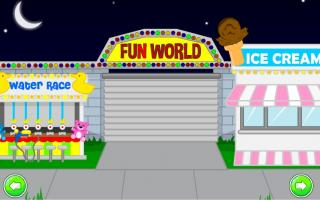 Игра Escape Fun World