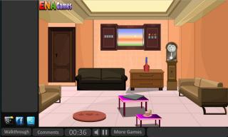 Игра Town House Escape