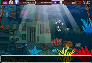 Игра Titanic Escape