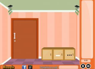 Simple Room Escape 4