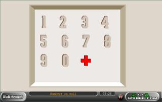 Number Room Escape