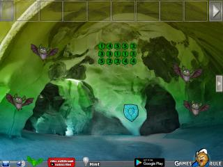 Игра Fuzzy Bat Cave Escape