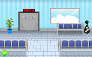 Игра Locked In Escape Airport