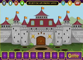 Juliet Escape From Castle