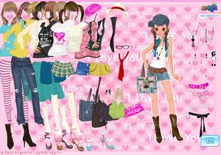 Cutie Party Dressup