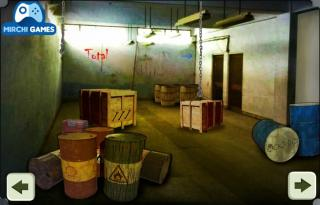 Игра Escape From Warehouse