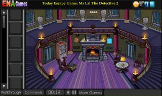 Игра Detective House Escape 2 фото