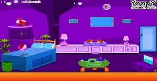Игра Puzzle Baby Room Escape