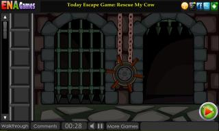 Escape From Dark Castle