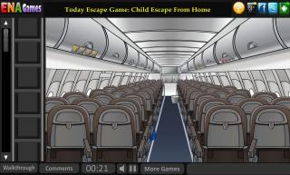 Airplane Escape