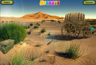 Игра Can You Escape The Oasis