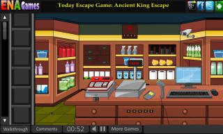 Игра Supermarket Escape