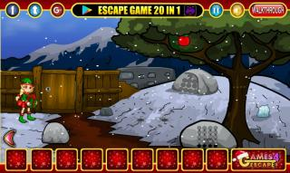Игра Christmas Party Girl Escape