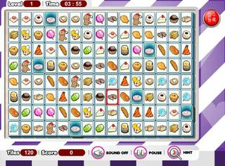 Food mahjong